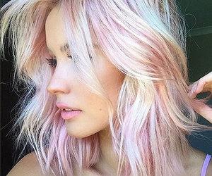 unicorn hair image