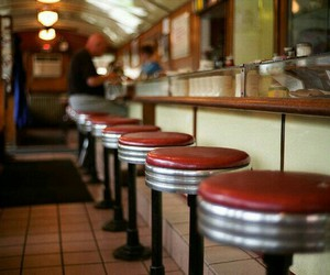 aesthetic and diner image