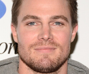 oliver queen, stephen amell, and arrow image
