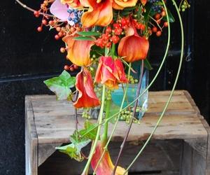 belleza, flores, and ramo image