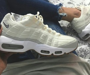 nike, sneakers, and air max 95 image