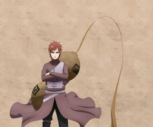 gaara, one piece, and boy image