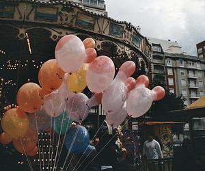 Baloons.