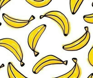 background, banana, and cover image