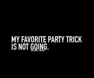 party and introvert image