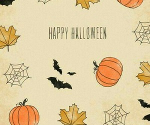 automne and Halloween image