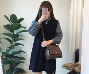 asian, casual, and girl image