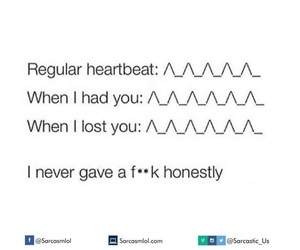 heartbeat and quotes image
