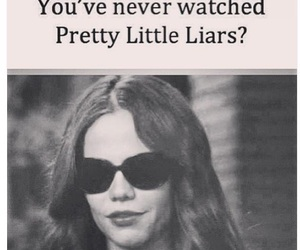 pll, pretty little liars, and jenna image