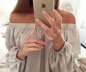 blogger, blouse, and body image