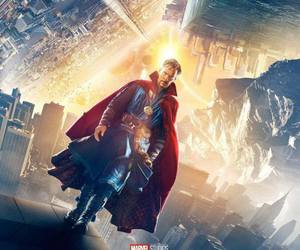 benedict cumberbatch, doctor strange, and Marvel image