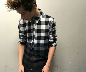 magcon, brandon rowland, and team rowland tour image