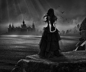 girl, gothic, and victorian image