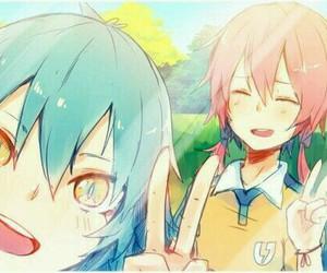 anime, inazuma eleven, and kirino ranmaru image