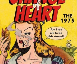 the 1975 and change of heart image