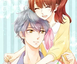 anime, couple, and brothers conflict image
