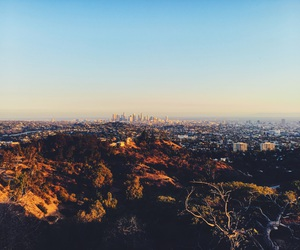 california, griffith park, and hike image