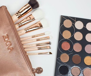 beauty, makeup, and Brushes image