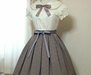 dress and lolita image