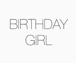 birthday girl, october, and article image