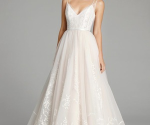 wedding dress, bridal gowns, and designer gowns image