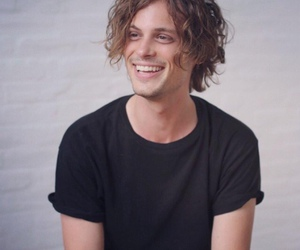 matthew gray gubler, criminal minds, and smile image