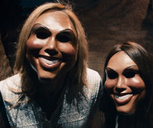 the purge, scary, and movie image