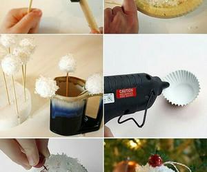 diy, christmas, and cupcake image