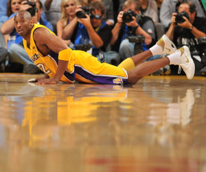 kobe bryant, lakers, and NBA image
