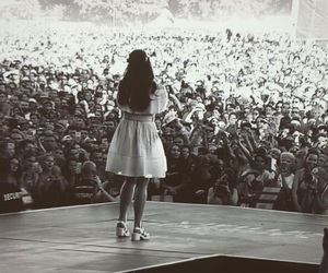 lana del rey, music, and concert image