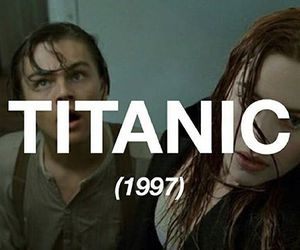 theme, titanic, and movie image