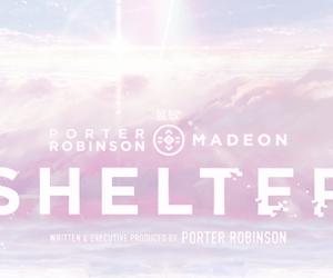 anime, music video, and porter robinson image