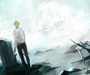 anime, fan art, and aph image