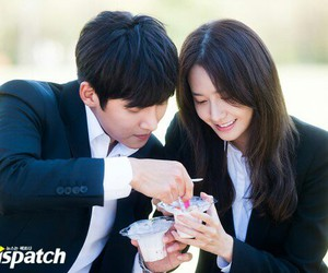 yoona, snsd, and couple image
