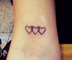 heart tattoo image