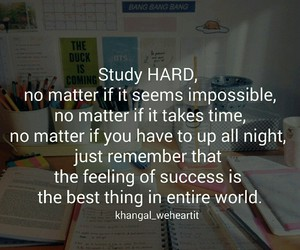 study, motivation, and school image