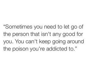 quote, addicted, and couple image