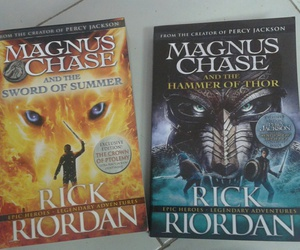 obsession, percy jackson, and rick riordan image