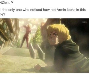 anime, funny, and lol image