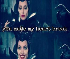 Angelina Jolie, jade, and maleficent image