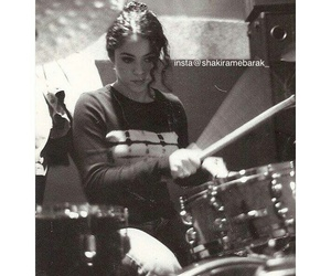 beautiful, drums, and grunge image
