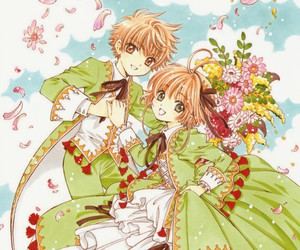 anime, card captor sakura, and manga image