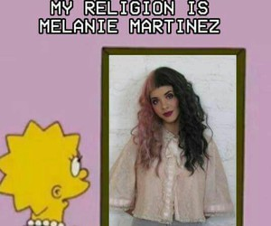 religion and melanie martinez image