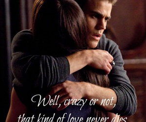 couple, quotes, and elena gilbert image