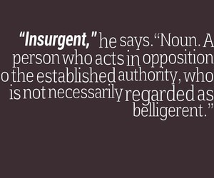 quotes, tumblr, and insurgent image