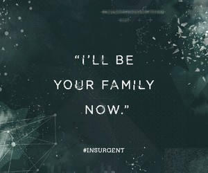 divergent and family image