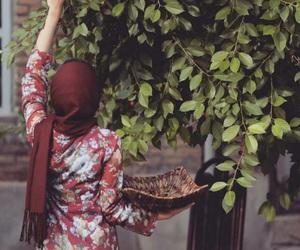 hijab, photo, and pic image