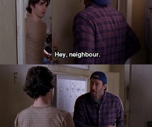 funny, gilmore girls, and jess mariano image