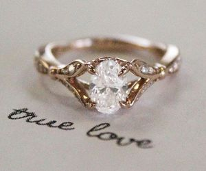 ring, love, and accessories image