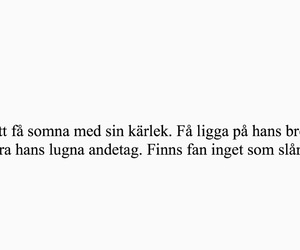svenska quotes kärlek